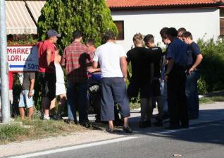Vozilići: teško ozlijeđen motociklist iz Pićna