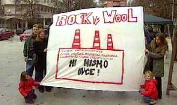 Ekološke udruge najavile zajedničku tužbu protiv Rockwoola