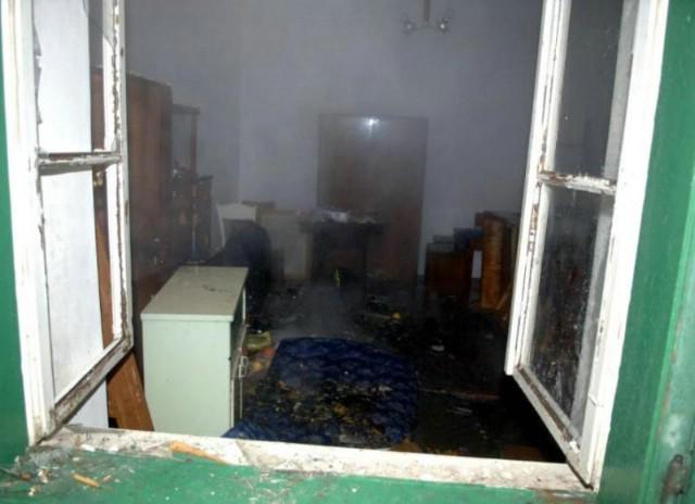 Otvoreni plamen uzrok požara zgrade u Vinežu