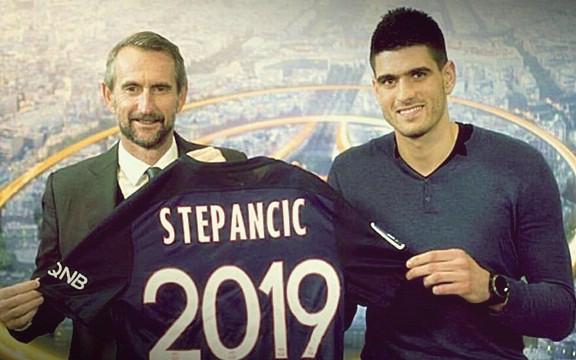 Labinjan Luka Stepančić potpisao za PSG