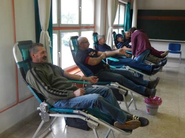 Na akciji dobrovoljnoj akciji darivanja krvi u Labinu prikupljeno 61 doza krvi / 4 nova darivatelja