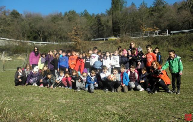 """Projekt """"Volim Istru"""" na imanju Olgice Škopac"""