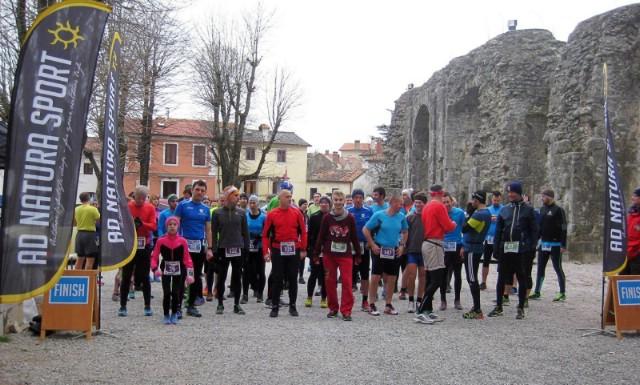 Vedran Kos i Lučano Sošić istrčali 6. kolo Riječke zimske lige u trčanju