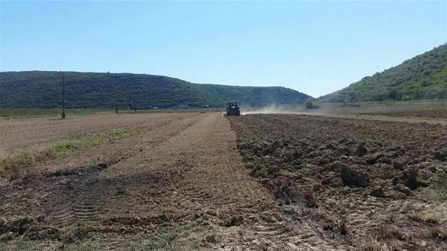 U Raškoj dolini opet se siju žitarice i čiste kanali