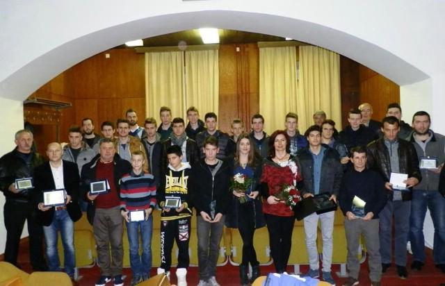 Tanja Grubiša i Antonio Milevoj najbolji sportaši Grada Labina za 2015. godinu