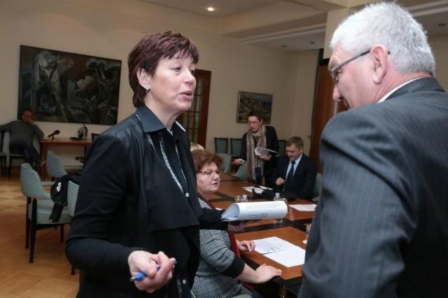 Labinska zastupnica Nansi Tireli namjerno srušila kvorun na Odboru za rad Hrvatskog sabora