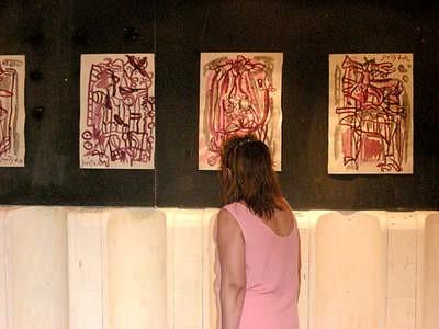Otvorena izložba Vilima Svečnjaka u KuC Lamparna