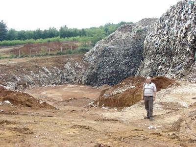 Cere: sloj smeća debeo oko 20 metara