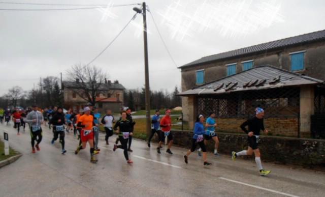 Labinjani i dalje vodeći u Istarskoj zimskoj ligi u trčanju