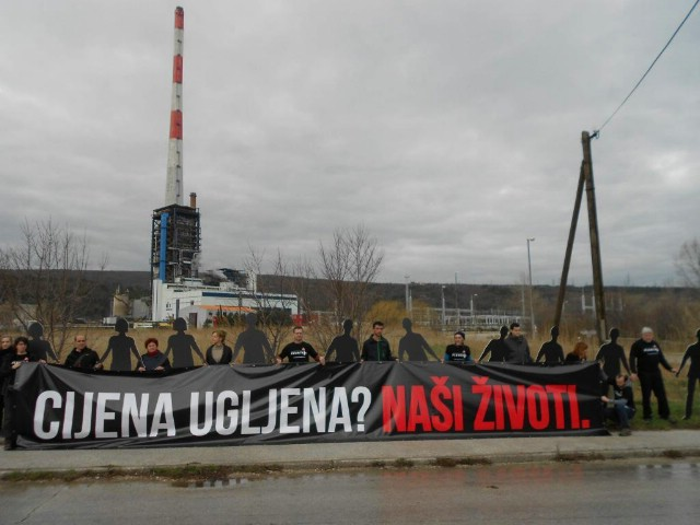 Kobni kolumbijski ugljen upozorenje za Plomin