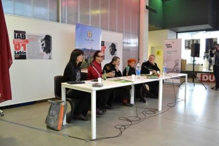 U MSU-u predstavljeno 1. Bijenale Industrijske umjetnosti u Labinu