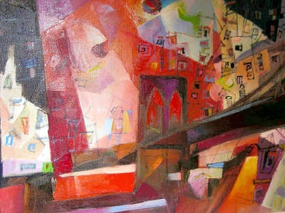 Izložba Miljenka Bengeza u galeriji Alvona dojmila koloritom