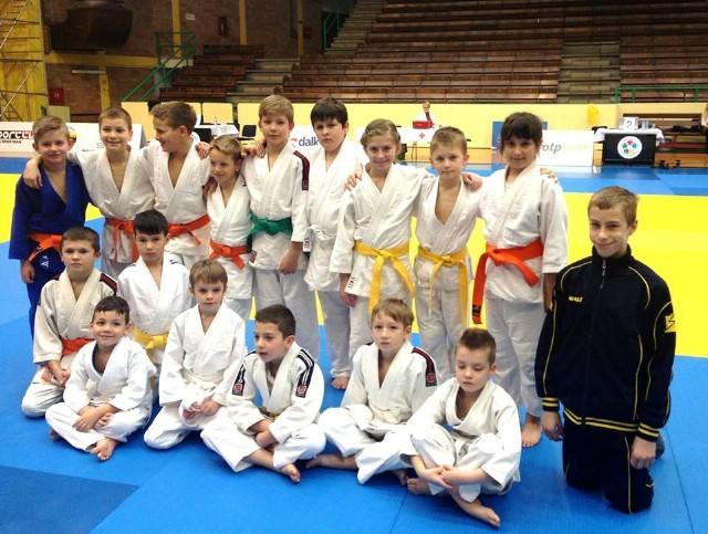 Uspješni najmlađi judaši na prvom natjecanju Black Belta u Zagrebu