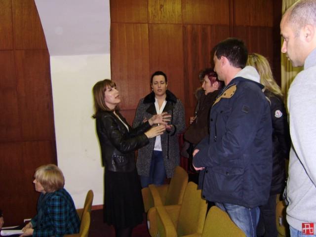 Nezadovoljni korisnici javnih površina na sjednici labinskog Gradskog vijeća