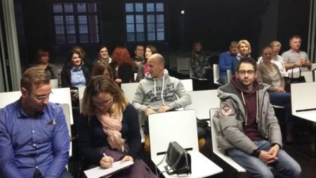 Održan tečaj za turističke vodiče itinerera Atrium - urbano -arhitektonskog naslijeđa Podlabina i Raše