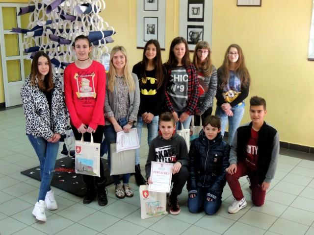 Osnovna škola Vladimira Nazora ugostila Županijsko natjecanje LIK 2016.
