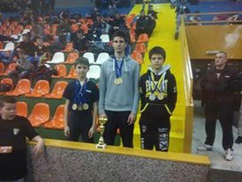 Labinjani osvojili sedam odličja na Međunarodnom kickboxing natjecanju `Ilidža open 2016` u Sarajevu