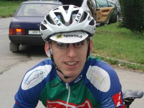 Luka Grubić prvu etapu kroz Bugarsku završio u vremenu pobjednika