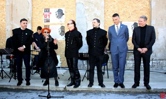 ♫ Instalacijom Krešimira Farkaša otvoren Prvi Bijenale industrijske umjetnosti