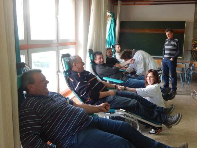Na akciji dobrovoljnoj akciji darivanja krvi u Labinu prikupljeno 72 doze krvi