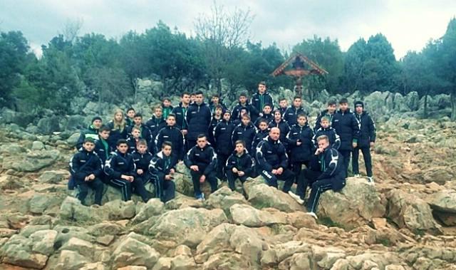 Pionirske selekcije NK Rudar se vratile sa međunarodnog turnira u Međugorju