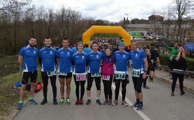 Miljenko Grozdanić obranio titulu najboljeg u Istarskoj zimskoj ligi u trčanju