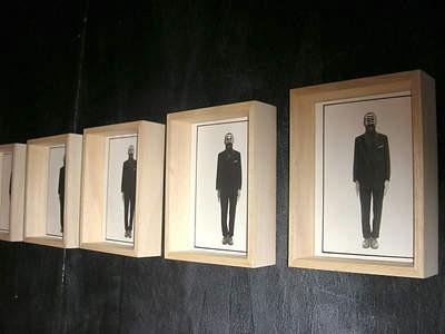 """Izložba """"Tendencije u hrvatskoj likovnoj umjetnosti 1970 - 2000"""" postavljena u KUC Lamparna"""