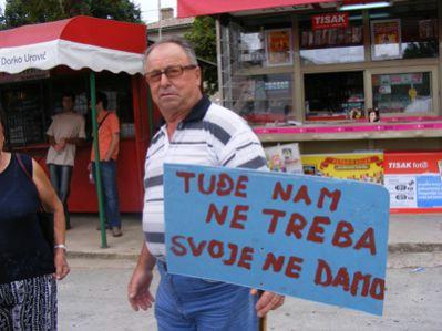 Lazarić: Rockwool želi policiju na ulice, a Narod u geto