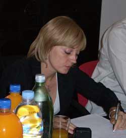 """Zastupnica Marijana Petir o Rockwoolu:""""Ne može se izuzeti odgovornost lokalne i regionalne vlasti"""" (Audio)"""