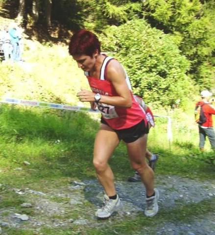 Barbara Belušić na Svjetskom prvenstvu u brdskom trčanju sedamdeseta