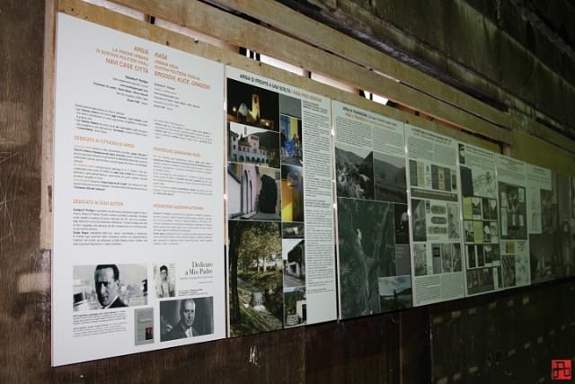 """Izložba fotografija """"Raša-rudarski grad 4.11.1937."""" ostaje otvorena do nedjelje"""