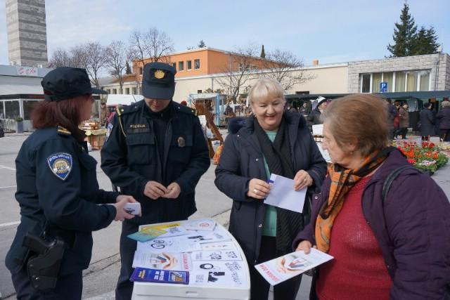 Labinska policija educirala građane o sigurnosti imovine