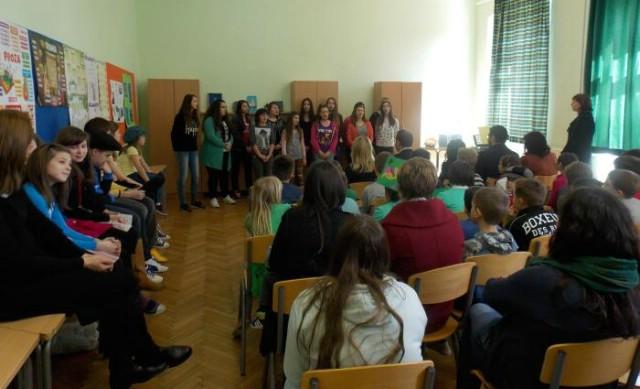U Osnovnoj školi u Čepiću uz nazočnost rumunjskog veleposlanika obilježen Mjesec Frankofonije