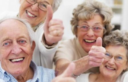 Podjela bonova umirovljenicima povodom uskršnjih blagdana