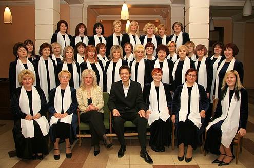 Koncert švedskog ženskog zbora