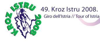 49. Međunarodna biciklistička utrka  «Kroz Istru 2008.» (II. etapa Labin)