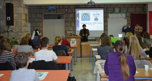 Održana međužupanijska smotra GLOBE škola 2016. u labinskoj Srednjoj školi