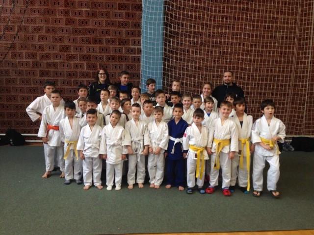 Labinski judaši ukupno 7. na  5.memorijalnom judo turniru Damir Milatović u Pisarovini