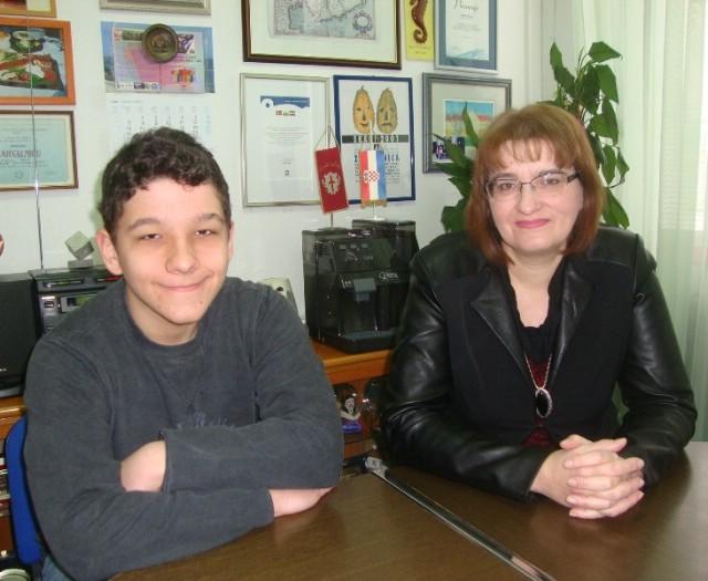 Karlo Frankola osvojio 3. mjesto na državnom natjecanju iz matematike