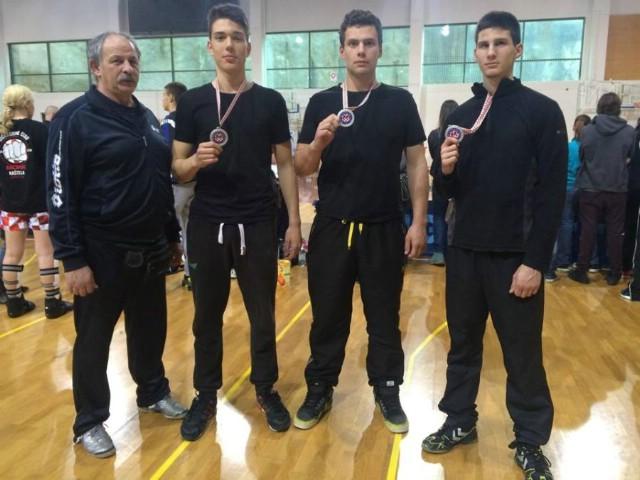Labinjanima 4 medalje na Prvenstvu Hrvatske u kicklightu za seniore i juniore
