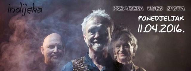 """Online video premijera - """"Indijska"""" Rundek Cargo Trio"""