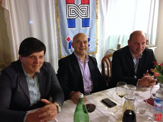 Zdravko Vidak ponovno izabran za predsjednika HDZ-a Kršana