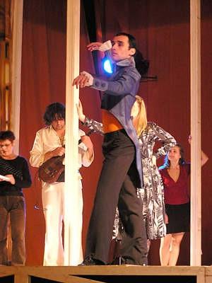 "Labin - održana predstava ""Goldoni Terminus"""