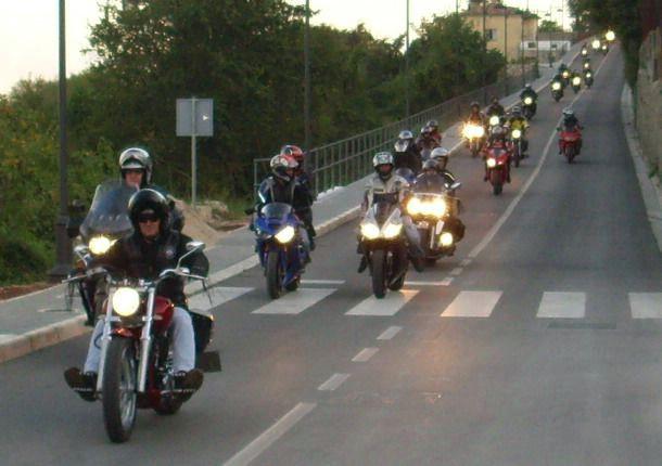 VI. Međunarodni susret bikera Dubrova – Labin