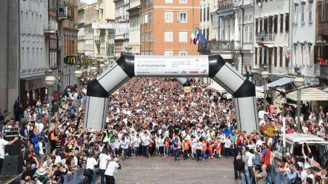 Barbara Belušić treća na 15. riječkom polumaratonu