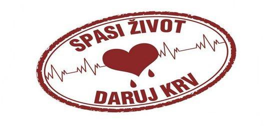 Najava: akcija dobrovoljnog darivanja krvi 29. 04. 2016. u Labinu