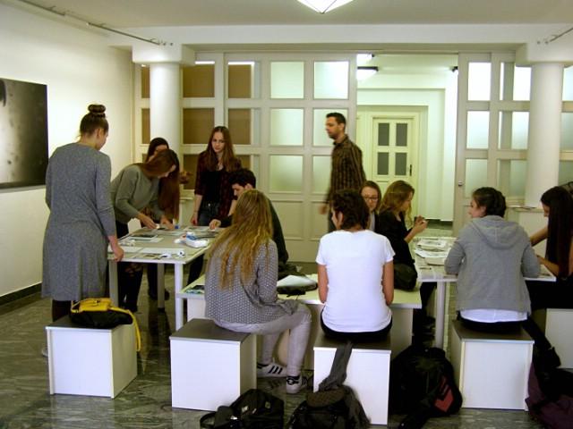 U Gradskoj galeriji održana edukativna radionica fotografije