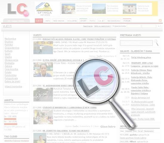 Snalazite li se na Labin.com-u? Od danas olakšana pretraga