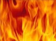 Požar na autobusnoj stanici u Plominu