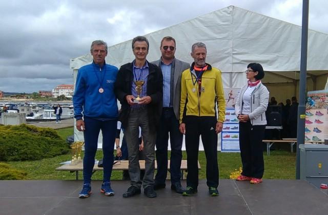Sandi Lukšić najbrži trkač s Labinštine na atletskoj utrci u Medulinu